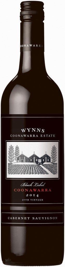 Wynns Black Label Cabernet Sauvignon 2014_RRP $44.99