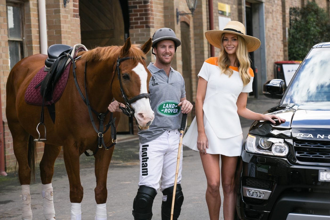 Now in its fifth year of involvement with Polo in the City and second year  as naming rights sponsor, Land Rover will also host the Land Rover VIP  Marquee at ...