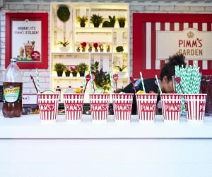 Pimm's Garden Pop-Up Bar 02