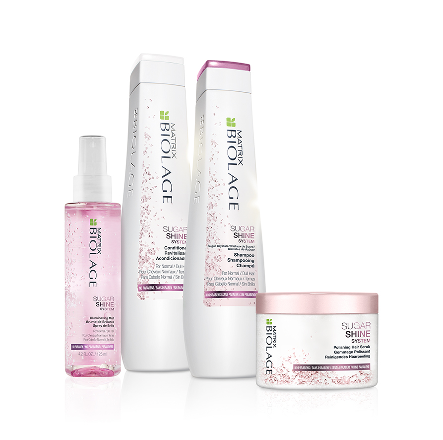 MATRIX Biolage Sugar Shine Collection lr