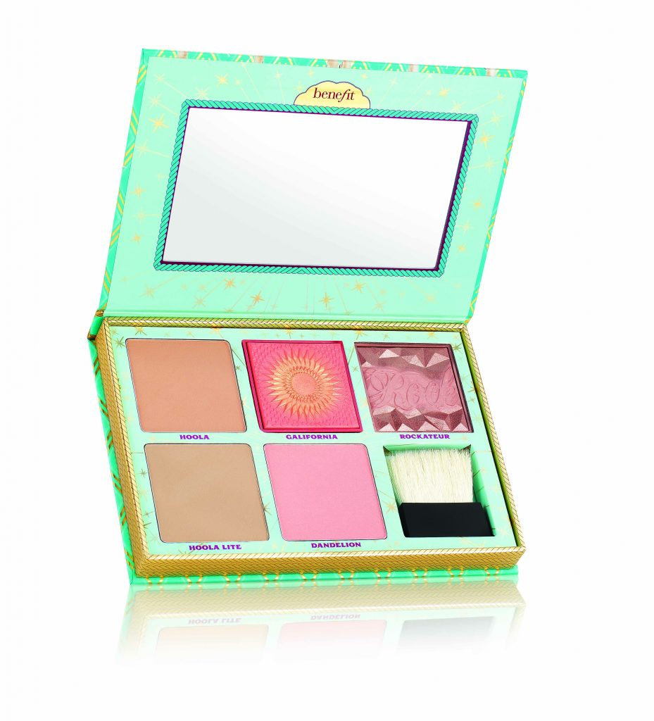 Benefit Cosmetics Cheek Parade $99_open