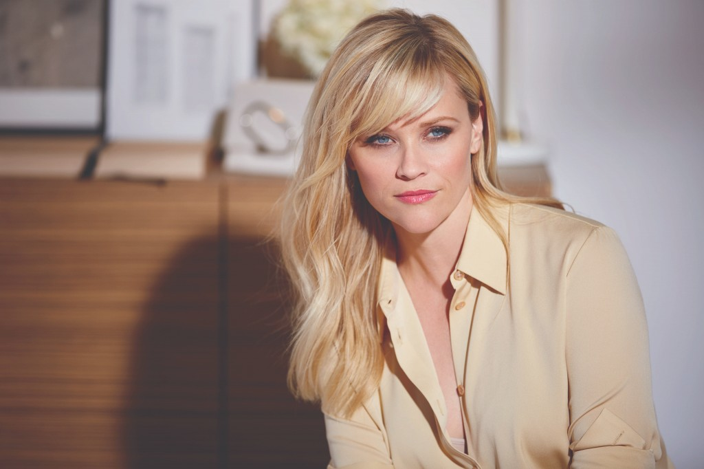Reese Witherspoon for Elizabeth Arden 1