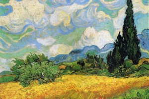 vangogh_couturing_wheat_field_with_cypresses