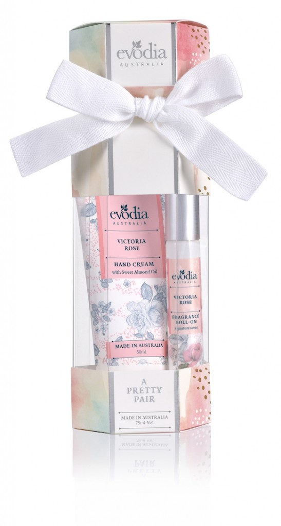 Evodia - A Pretty Pair - Victoria Rose Duo - RRP $19.95